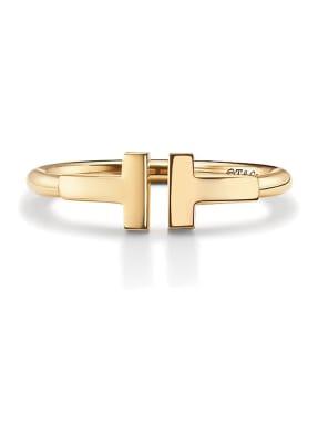 TIFFANY & Co. Ring TIFFANYT WIRE aus 18 Karat Gold