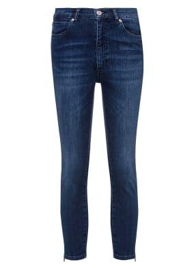 HUGO Jeans LOU/6 CROPPED Slim Fit