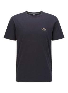 BOSS T-Shirt TEE CURVED