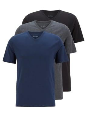 BOSS Unterhemd T SHIRT VN 3P CO