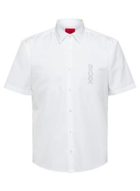 HUGO Kurzarm-Hemd ERMINO