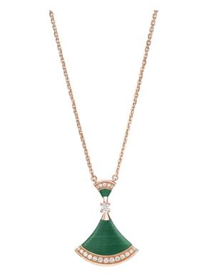 BVLGARI Halskette DIVAS'DREAM aus 18 Karat Roségold