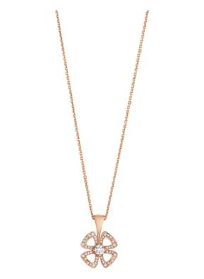 BVLGARI Halskette FIOREVER aus 18Karat Roségold