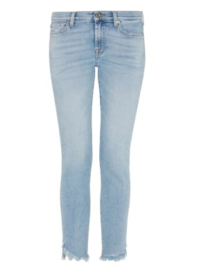 7 for all mankind Jeans THE SKINNY CROP Skinny Fit