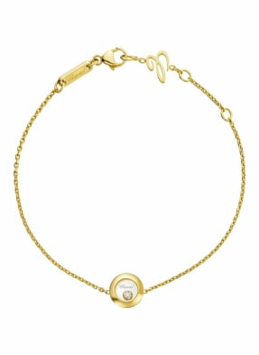 Chopard Armband HAPPY DIAMONDS ICONS Armband aus 18 Karat Gelbgold und Diamanten