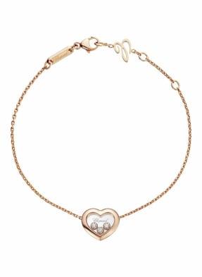 Chopard Armband HAPPY DIAMONDS ICONS Armband aus 18 Karat Roségold und Diamanten