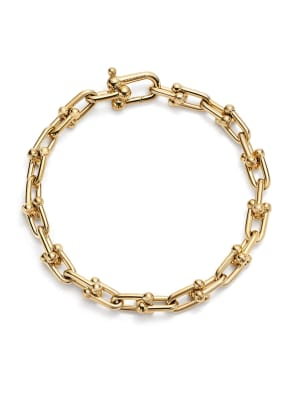TIFFANY & Co. Armband TIFFANY CITY HARDWEAR aus 18 Karat Gold