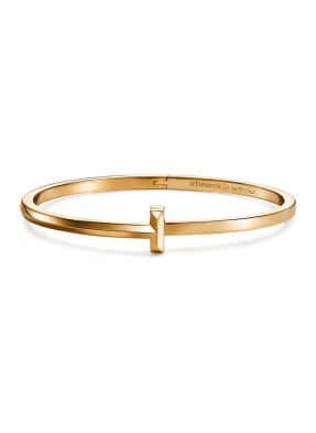 TIFFANY & Co. Armreif TIFFANY T T ONE aus 18 Karat Gold