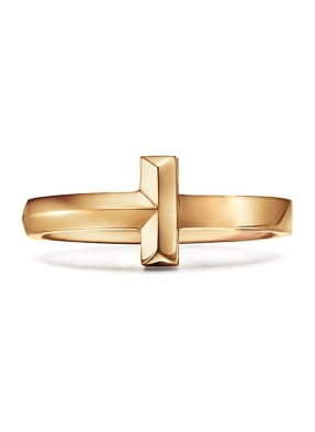 TIFFANY & Co. Ring TIFFANY T T ONE aus 18 Karat Gold