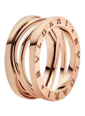 BVLGARI Ring B.ZERO1 aus 18 Karat Roségold