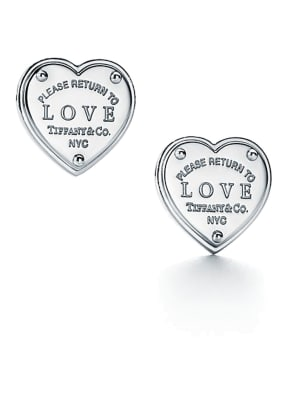 TIFFANY & Co. Ohrringe RETURN TO TIFFANY™ aus Sterlingsilber