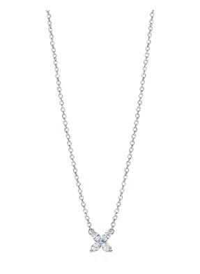 TIFFANY & Co. Anhänger TIFFANY VICTORIA® aus Platin mit Diamanten