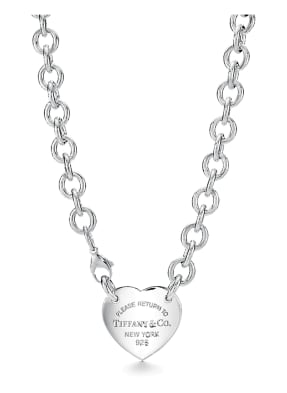 TIFFANY & Co. Halskette RETURN TO TIFFANY™ aus Sterlingsilber