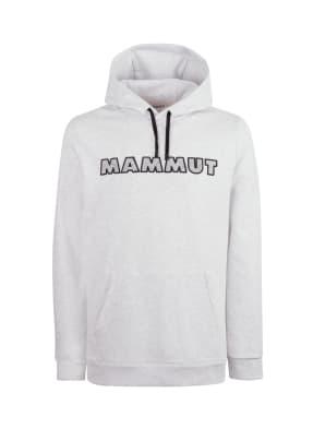 MAMMUT Midlayer-Jacke LOGO mit Kapuze