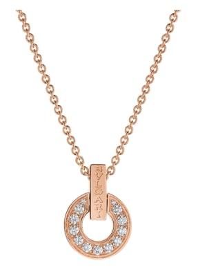 BVLGARI Halskette BVLGARI BVLGARI aus 18 Karat Roségold und Diamanten