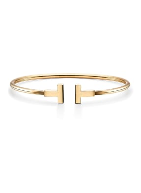 TIFFANY & Co. Armreif TIFFANY T WIRE aus 18 Karat Gold