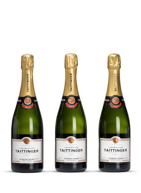 Feinkost Böhm Champagner RÈSERVE TROCKEN 0,75L (3er Bundle)