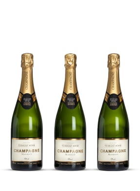 Feinkost Böhm Champagner MANDOIS 0,75L (3er Bundle)