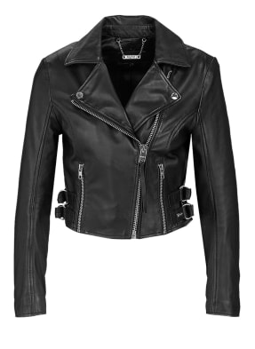 tigha Biker Lederjacke FOREVER YOUNG BIKER Slim Fit
