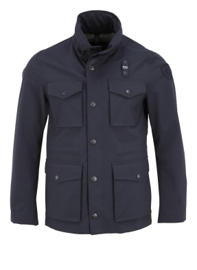 Blauer Fieldjacket