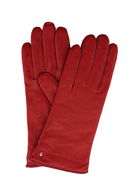ROECKL Lederhandschuhe CLASSIC WOOL, Farbe: ROT (Bild 1)