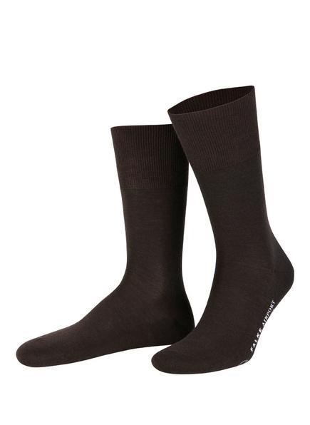 FALKE Socken AIRPORT, Farbe: 5930 BROWN (Bild 1)