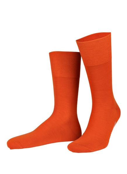 FALKE Socken AIRPORT, Farbe: 8095 ZIEGEL (Bild 1)