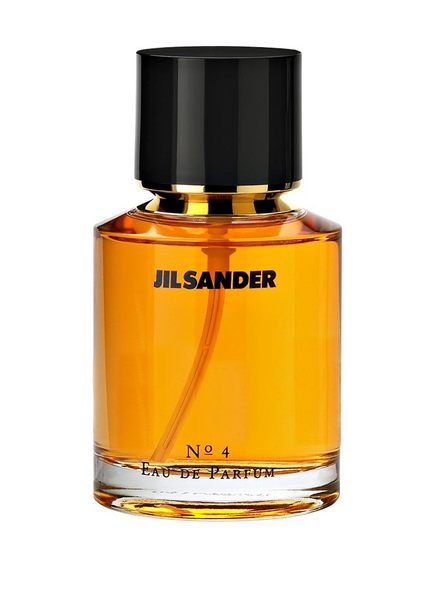 no 4 eau de parfum von jil sander fragrances bei. Black Bedroom Furniture Sets. Home Design Ideas