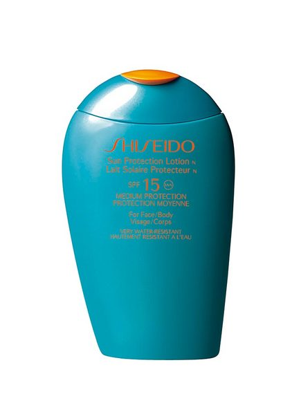 SHISEIDO SUN PROTECTION LOTION N SPF 15  (Bild 1)