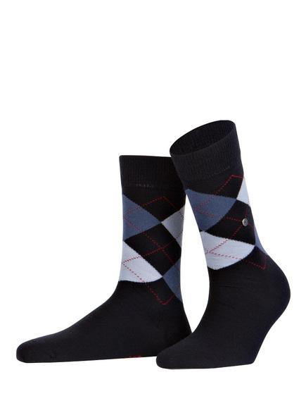 Burlington Socken MARYLEBONE, Farbe: 6375 DARK (Bild 1)
