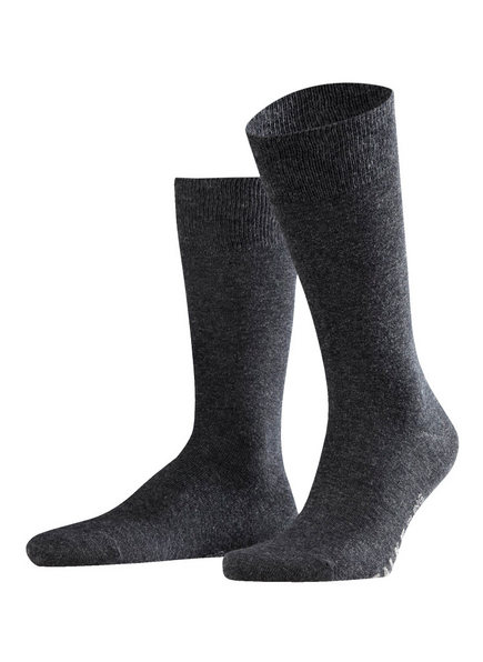 FALKE 2er-Pack Socken SWING, Farbe: 3080 ANTHRAZIT (Bild 1)