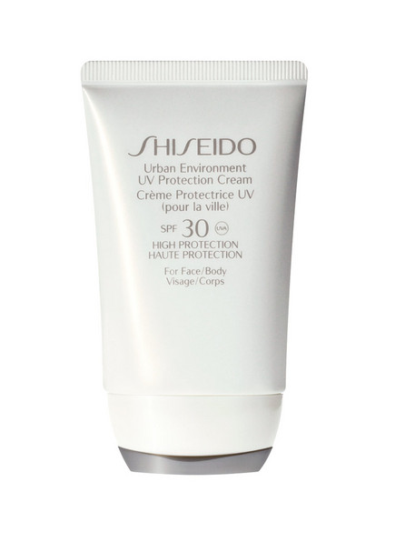 SHISEIDO URBAN ENVIRONMENT UV PROTECTION CREAM SPF 30 (Bild 1)