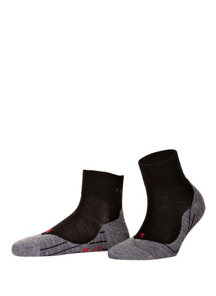 FALKE Trekking-Socken TK5 ULTRALIGHT, Farbe: 3010 BLACK-MIX (Bild 1)