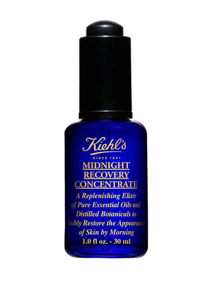 Kiehl's MIDNIGHT RECOVERY CONCENTRATE (Bild 1)