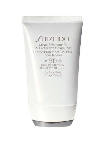 SHISEIDO URBAN ENVIRONMENT UV PROTECTION CREAM SPF 50 (Bild 1)