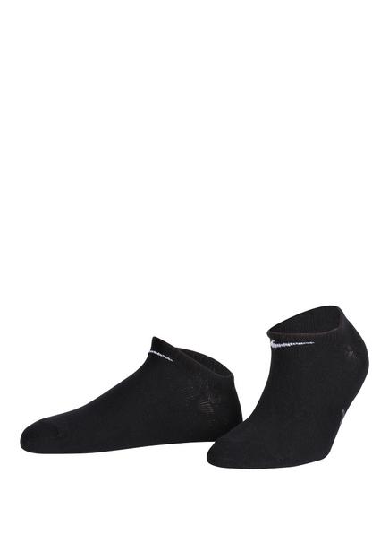 Nike 3er-Pack Sportsocken NO SHOW, Farbe: SCHWARZ (Bild 1)