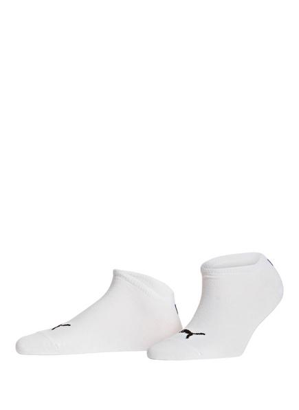 PUMA 3er-Pack Sneakersocken, Farbe: 300 WHITE (Bild 1)