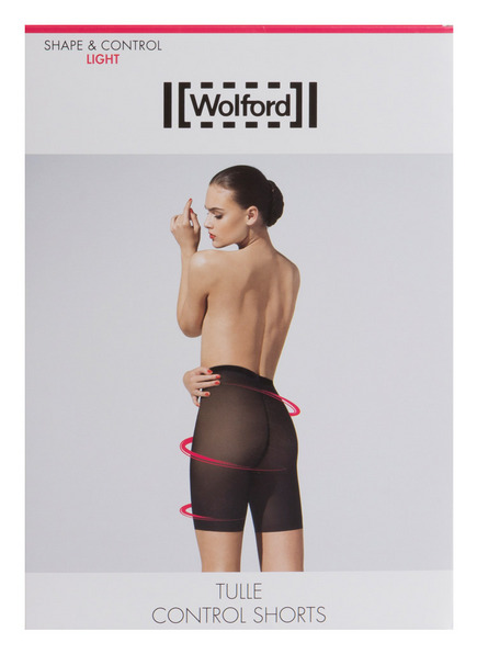 Miederhose Miederhose Tulle Tulle Wolford Black Wolford 4axn0t