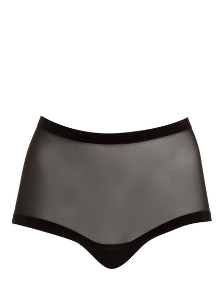 Wolford Shaping-Panty TULLE, Farbe: BLACK (Bild 1)