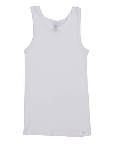 Sanetta Unterhemd, Farbe: WEISS (Bild 1)