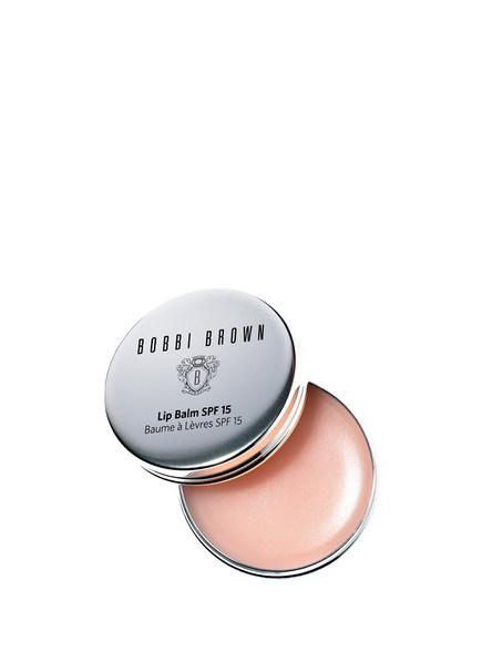 BOBBI BROWN LIP BALM SPF 15, Farbe: farblos (Bild 1)