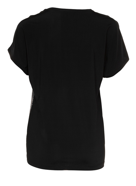 STRENESSE T-Shirt in Zwei-Farben-Optik
