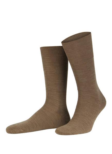 FALKE Socken AIRPORT, Farbe: 5410 NUTMEG (Bild 1)