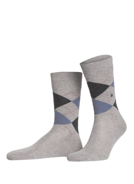 Burlington Socken MANCHESTER, Farbe: 3619 FAGGY (Bild 1)