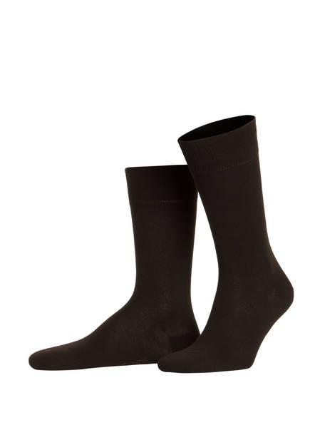 FALKE 2er-Pack Socken SWING, Farbe: 5930 BROWN (Bild 1)