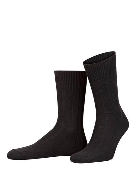 FALKE Socken LHASA, Farbe: 3000 BLACK (Bild 1)