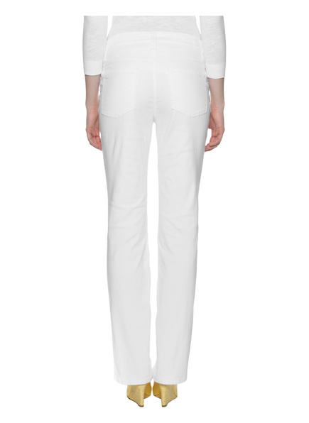 Mac White Denim Dream jeans Skinny rXFtqr