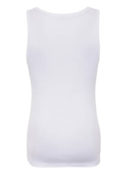 Pure Cotton Tanktop Pure Weiss Hanro Tanktop Hanro Weiss Cotton TTqP1xr5nw