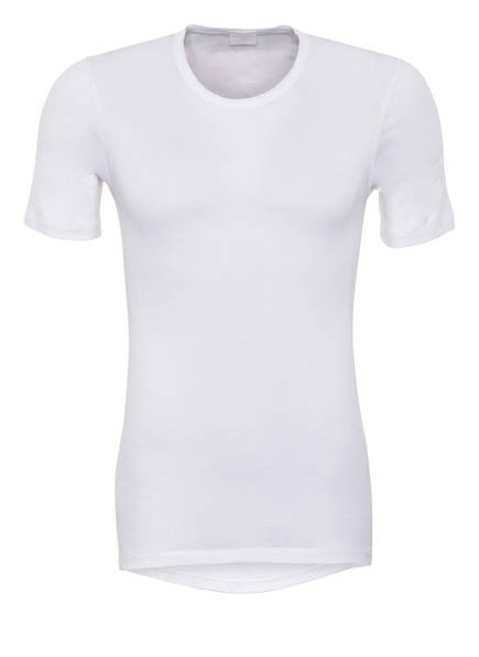 Hanro Cotton Weiss Pure shirt T U7nqraUA