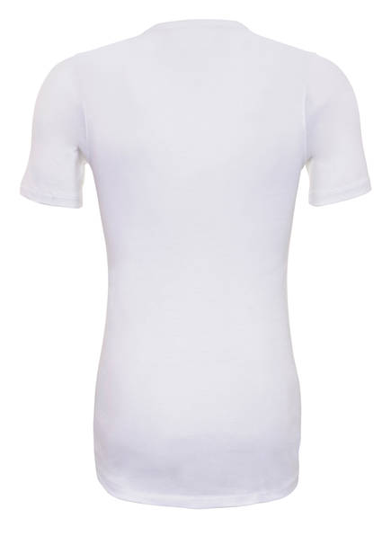 Pure shirt Hanro T Cotton Weiss qvwwTSxF